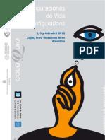 Programa del Coloquio Life Configurations (UNSAM)