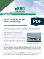 106 Thomas Cook Life Vest Case Study