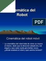Cinemática de robots móviles