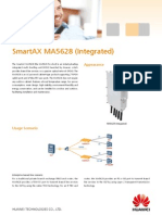 Huawei SmartAX Integrated) Brief Product Brochure(9-Feb-2012)