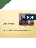 cast your net module4 class presentationpdf