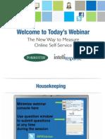 IntelliResponse & Forrester Webinar