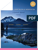 Messier Auditing and assurance service 6th edition