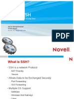 Using SSH