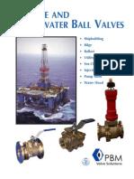Marine Seawater Valves