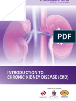Management of CKD