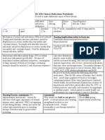 Plavix Clopidogrel Drug Card Platelet Bleeding Free 30 Day