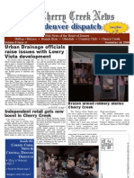 november 08 Cherry Creek News p1-12 s