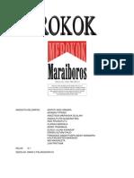 Makalah Rokok Dan Pengaruhnya Bagi Tubuh Manusia