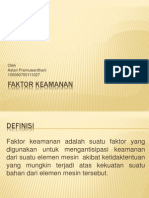FAKTOR KEAMANAN