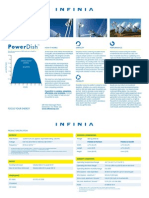 PowerDish Spec Sheet