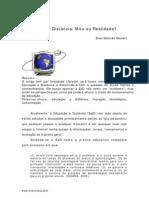 COMUNICACAO_Ensino a Distancia Mito Ou Realidade_Elias Goulart