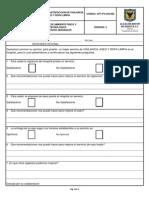GFT-FO-240-006 Encuesta de satisfaccion de vigilancia, aseo y ropa