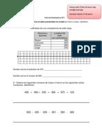Ficha matematicas N°2