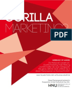 Gorilla Marketing? - Werbewelt im Wandel. Themenspecial von BusinessVALUE24