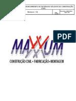 PGRSCC - plano de gerenciamento, residuo, solido da construção civil