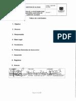 GSF-PR-470-004 Gestion de Glosas