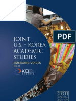 South Korean National Identity and its Strategic Preferences, by Andrew Kim