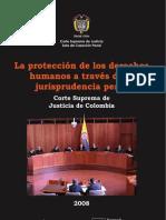 La Proteccion de Los Derechos Humanos a Traves de La Jurisprudencia Penal - Colombia