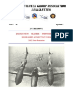 Newsletter 85 - 82nd Fighter Group Association