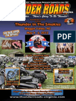 Thunder Roads Virginia Magazine - April 2012