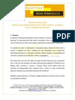 Grandes Educadores Educadores Brasileiros Anisio Teixeira Lourenco Filho Fernando de Azevedo