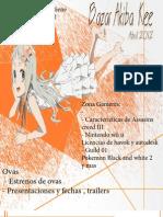Revista Abril (2012) Bazar Akiba Kee Muestra