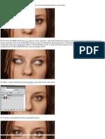 __Tutoriais Photoshop___ 4 técnicas para realce dos olhos