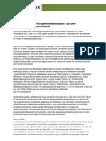 """Podiumsgespräch """"Perspektive Mittelstand"""" auf dem Messe-Kongress women&work"""