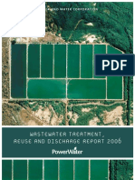 Waste Water Treatment Reuse and Discharge 2006