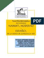 Diccionario Nawatl-Español del Centro de Veracruz