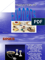 Export Regulations