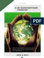 Relatório de Sustentabilidade Ambiental