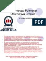 Enfermedad Pulmonar Obstructiva Crónica. UNABcorregido