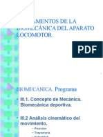 biomecanica fundamentos