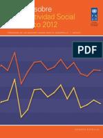 Informe Sobre Competitividad Social en Mexico 2012