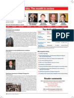 April 2012 Web hits