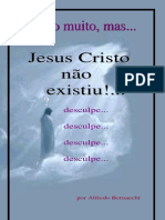 Sinto muito, mas... Jesus Cristo não existiu Nova edição Rev. 7