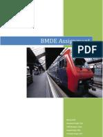 BMDE Assignment_Prashant's Group