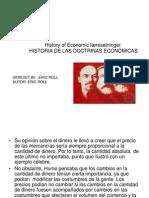 Historia de Las Doctrinas Economic As Eric Roll Noruego Parte 99