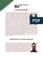 ITALIA ESOTERICA