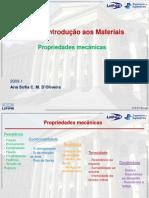 TM229 - Propriedades mecanicas
