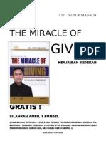 Program Keajaiban Sedekah