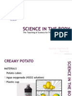 Science in the Body