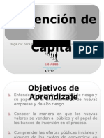 Capítulo 15 (Obtención de capital)