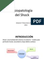 Fisiopatología del Shock