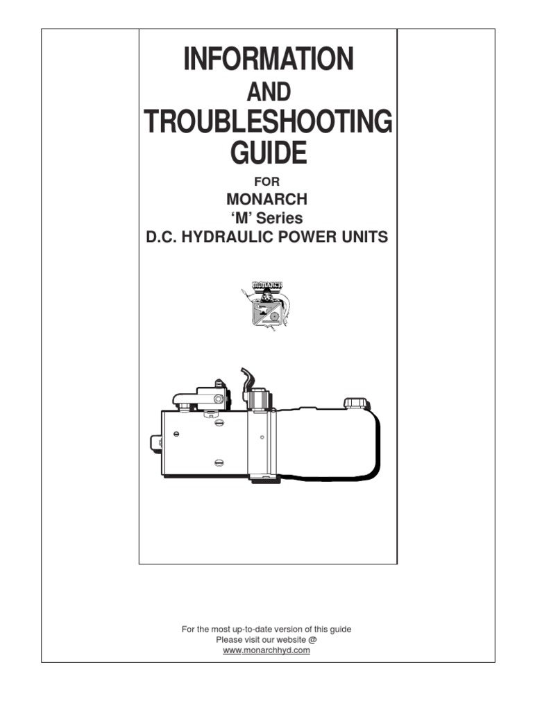 monarch pump wiring diagram 25 monarch hydraulic pump 8111d  25 monarch hydraulic pump 8111d