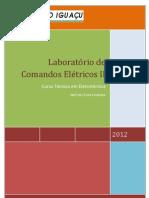 Ap de Laboratório de Comandos Elétricos - 2012