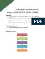 PRÁCTICA ANÁLISIS CUANTITATIVO DE ANALITOS MEDIANTE EL USO DE CURVAS