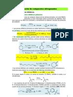 Oxidación de compuestos nitrogenados